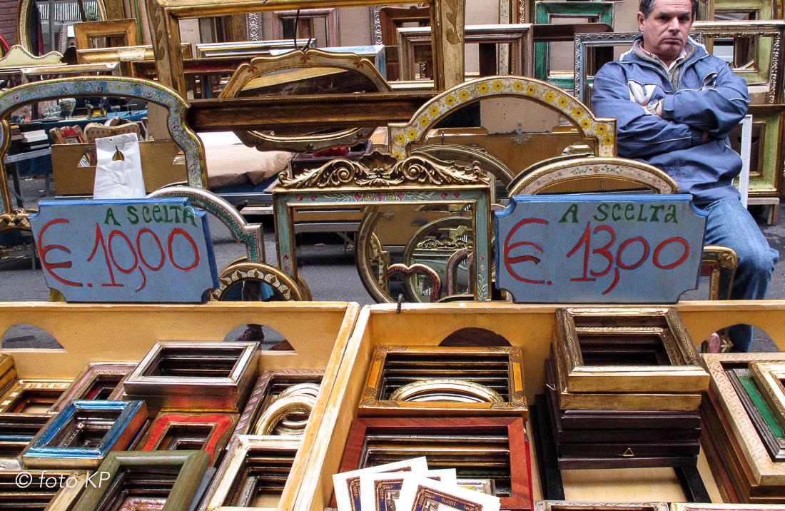 Porta portese flea market in rome romesleep - Porta portese roma case ...