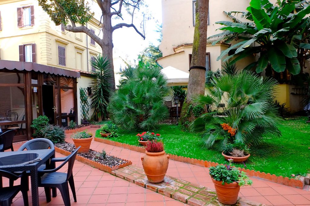 GREEN HOTEL DI ROMA