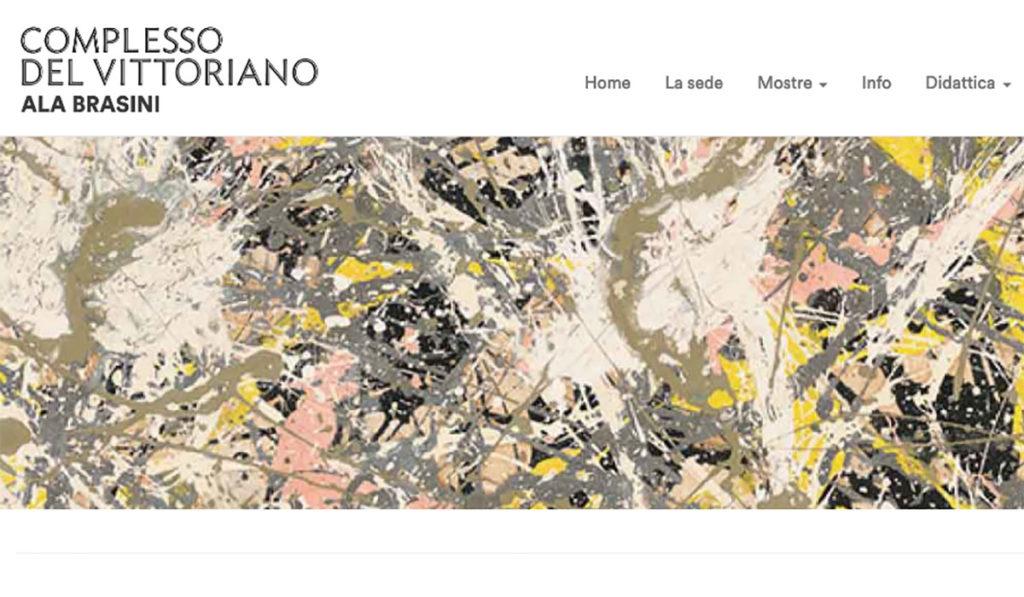 Pollock e la Scuola di New York a Complesso del Vittoriano