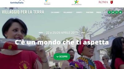 Villaggio per la Terra – Earth Day Italia 2019