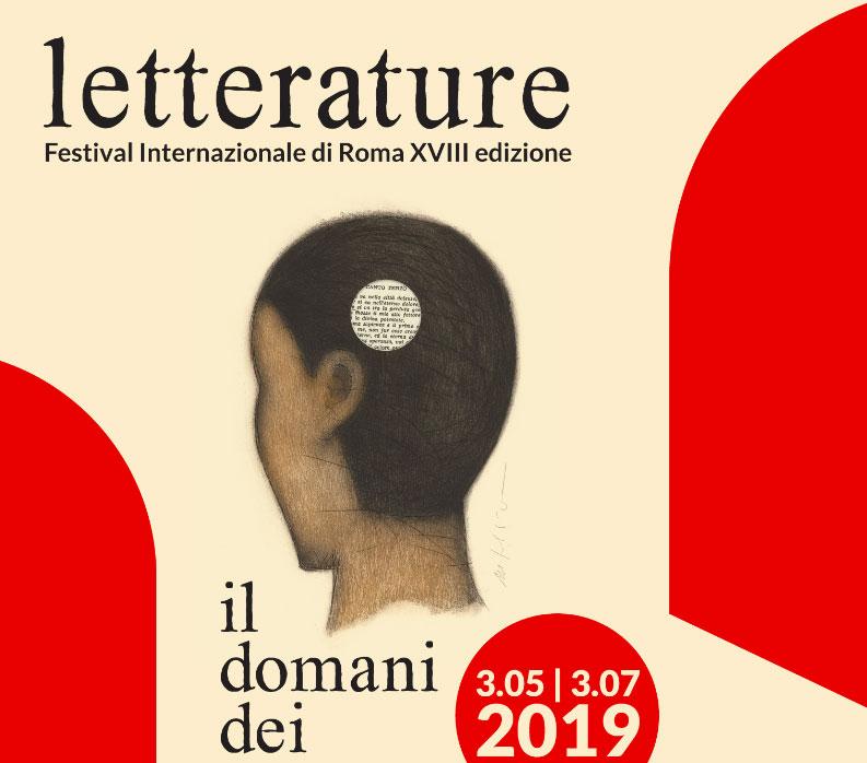 Letterature – Festival Internazionale di Roma 2019