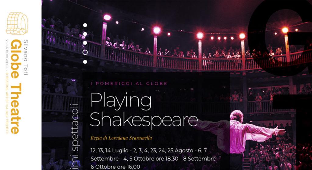 Globe Theatre – Stagione 2019